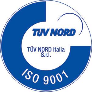 DNA Servizi informatici certificata ISO 9001